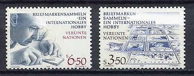 19343) UNITED NATIONS (Vienna) 1986 MNH** Collecting Stamps