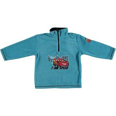 Disney Cars Fleece Pullover Jungen Blau
