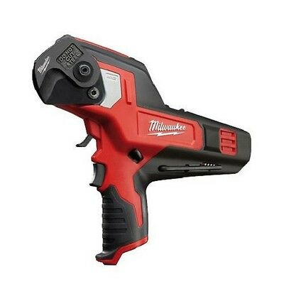 Cable Cutter Milwaukee M12 12V Tool ONLY LED Industrial Contractor 2.2 Tonne For