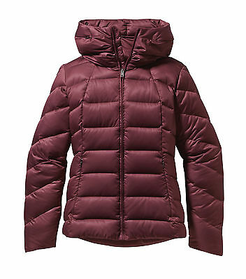 Patagonia Women's Down Insulated Downtown Jacket - Oxblood Red