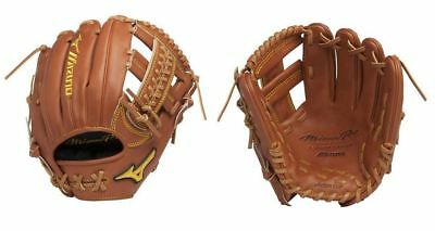"Mizuno GMP600AX RHT 11.5"" Pro Limited Baseball Glove/Mitt $500 MSRP Righty"
