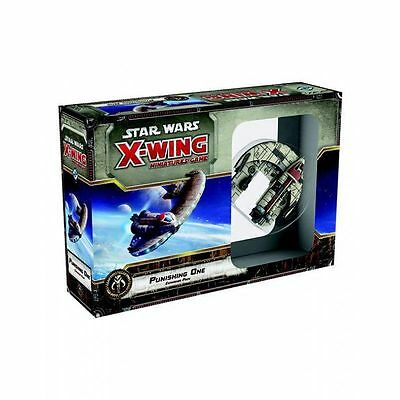 Star Wars X-Wing Miniatures Game - PUNISHING ONE expansion - SWX42