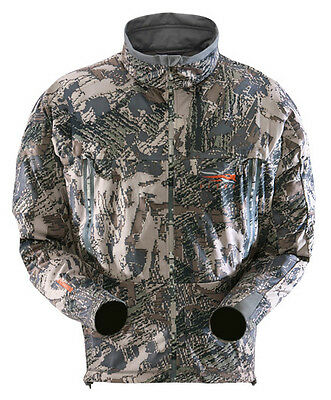 Sitka Gear Jetstream Lite Jacket Optifade Open Country Camo 50060-OB-L   Large