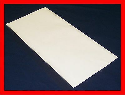 "10-9""x19"" Brodart Just-a-Fold III Archival Book Jacket Covers Super Clear Mylar"