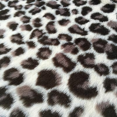' Bengal ' - leopard looking - faux fur fabric - furaddiction