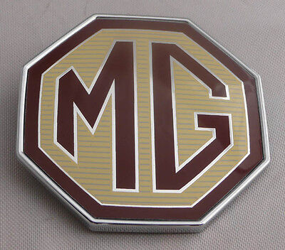 Mg Tf Front Or  Rear Badge , Brand New, Genuine (Dab000160)