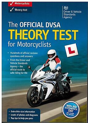 The Official DSA Theory Test for Motorcycle 2017 Book  @MTRbOK