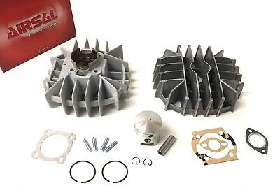 74ccm 47mm AIRSAL Sport Tuning Zylinder Kit für Puch Maxi Mofa Moped Mokick