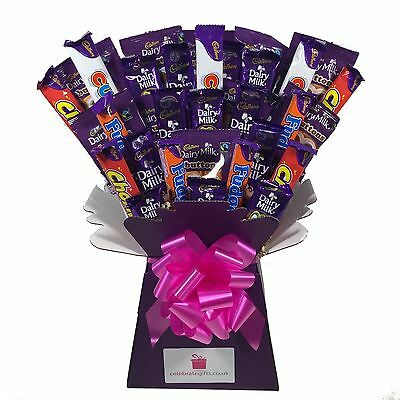 Cadbury Kids Chocolate Bouquet - Sweet Hamper Tree Explosion - Perfect Gift