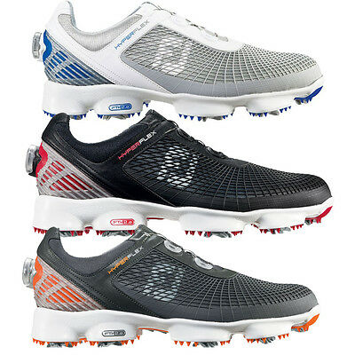 FootJoy Hyperflex BOA Golf Shoes Lightweight Mens New - Choose Size!