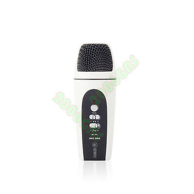 Mini Microphone Home Karaoke Player KTV Recorder for Android iPhone Cellphone PC