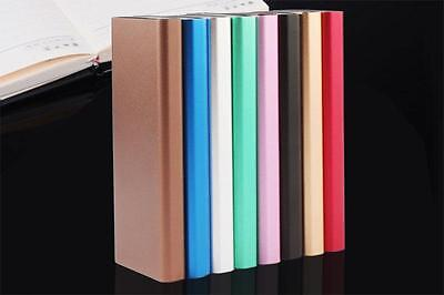 Ultrathin 30000mAh Portable Power Bank External Battery Charger for Cell Phone