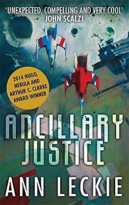 Ancillary Justice: 1 (Imperial Radch),Excellent Condition