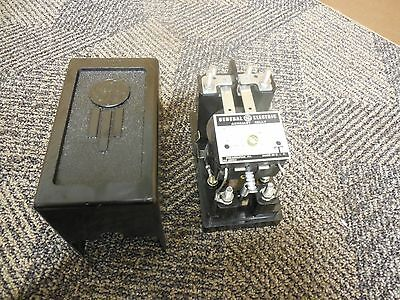 General Electric 12Hga11J70G Auxiliary Relay 115 Volts Amp 60 Cycle New