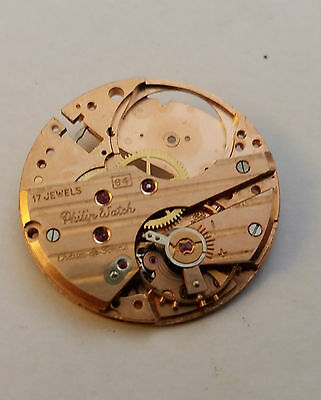 "PARTE DI MOVIMENTO PER OROLOGIO "" PHILIP WATCH 29 mm (S-O-6)"