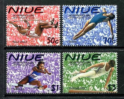 Niue 2000 Olympic Games MNH