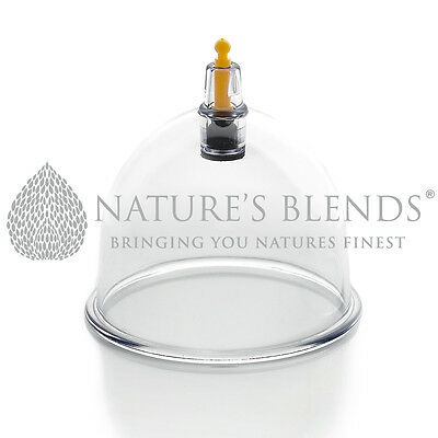 Nature's Blends Hijama Cups Cupping Therapy All Sizes Free Next Day Delivery