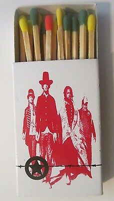 Ben Harper Innocent Criminals Burn To Shine 1999 Promo Matches Matchbox