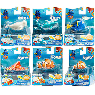 Disney Finding Dory Swiggle Fish Choice of Character One Supplied NEW