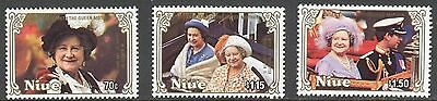 Niue 1985 Queen Mother MNH