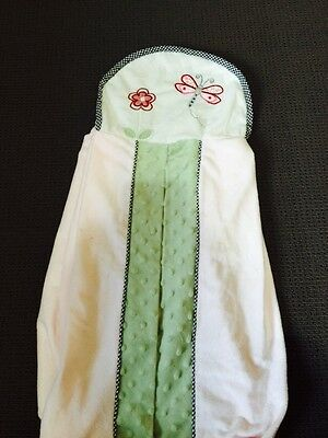 Brand New Baby Girl Diaper Nappy Stacker butterfly