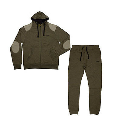 Fox NEW Carp Fishing Chunk Lightweight Zip Hoody & Jogger Combo *All Sizes*