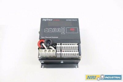 Tyco Digitrace 910 Series Programmable Heat-Tracing Controller D535249