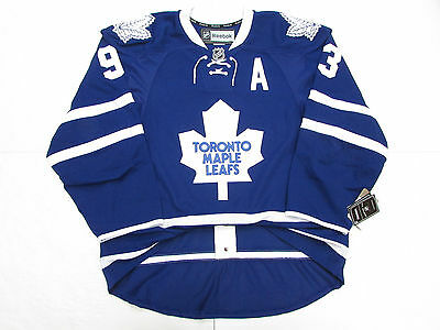 Doug Gilmour Toronto Maple Leafs Authentic Home Reebok Edge 2.0 7287 Jersey