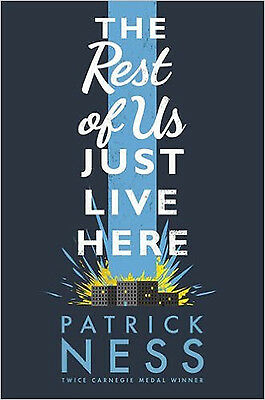 The Rest of Us Just Live Here, New, Ness, Patrick Book