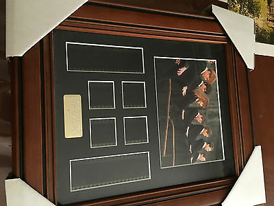 Harry Potter framed film strips from the first movie