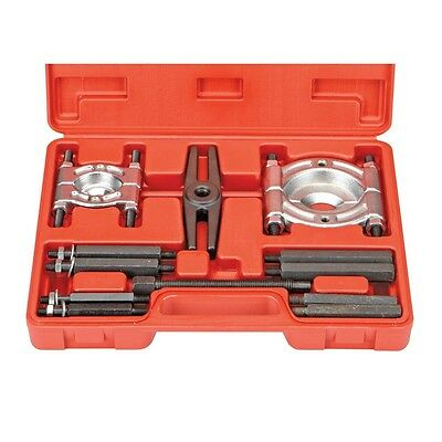 12pc Gear Hub Bearing Puller Separator Puller Kit Workshop Tool Set 12 Piece