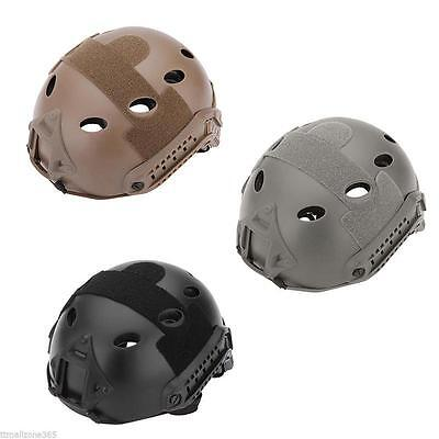 Pretty Military Tactical Airsoft Paintball SWAT Base Jump Protective Fast Helmet