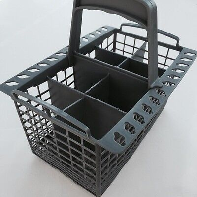 For HOTPOINT DISHWASHER CUTLERY BASKET UNIVERSAL GREY