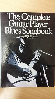 The Complete Guitar Player Blues Song Book: Music Score (F1)