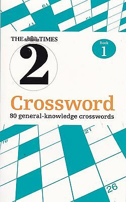 The Times Quick Crossword Book 1: 80 General Knowledge Puzzles