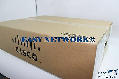 *NEW* Cisco WS-C3650-24TS-S 24 10/100/1000 Ethernet port, IP Base Switch