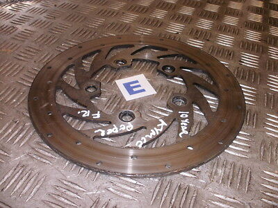 Kymco Peoples Front Brake Disc Rotor 2010 Scooter