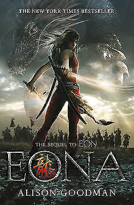 Eona: Return of the Dragoneye by Alison Goodman (Paperback, 2012) New Book