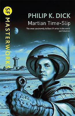 Martian Time-slip by Philip K. Dick (Paperback) New Book