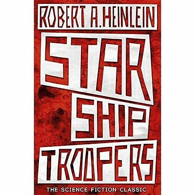 Starship Troopers by Robert A. Heinlein (Paperback, 2015) New Book