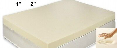 Orthopaedic Memory Foam Mattress Toppers All Sizes And Depths Or Pillows