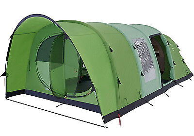 Coleman FastPitch Air Valdes 6 L, 6 Man Person Inflatable Tent Family Camping