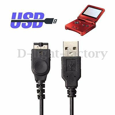 1.2M USB Power Charger Charging Lead Cable for Nintendo Gameboy Advance GBA SP