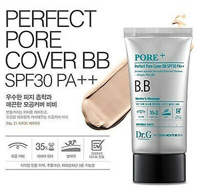 [EXP. Date - November 2019] Dr.G Gowoonsesang Perfect Pore Cover BB Cream 45ml
