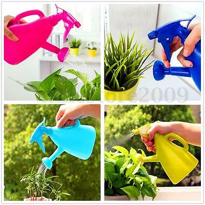 Water Sprayer Plants Watering Can Container Outdoor Garden Flower Irrigation