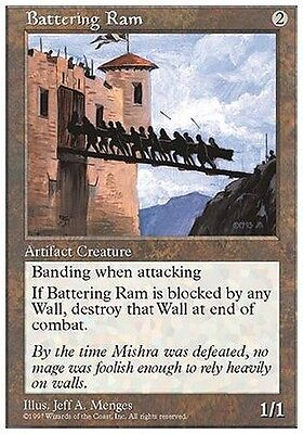 Ariete da Assedio - Battering Ram MTG MAGIC 5E Eng