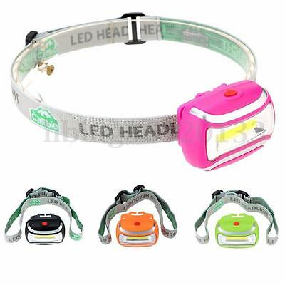 5W LED 1000Lumen Super Brillant headlamp lampe Frontale Headlight Camping Pêche
