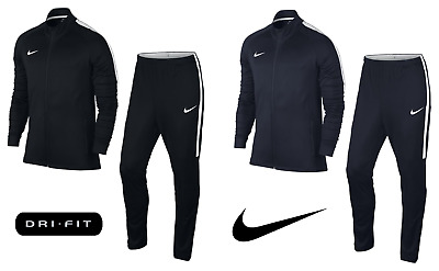 Nike Mens Knit Full Zip Tracksuit Jogging Jacket Top Training Pants Bottoms