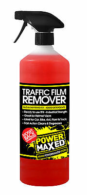 Power Maxed Traffic Film Remover 1 Litre