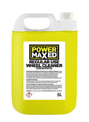 5L Power Maxed Regular Use Wheel Cleaner